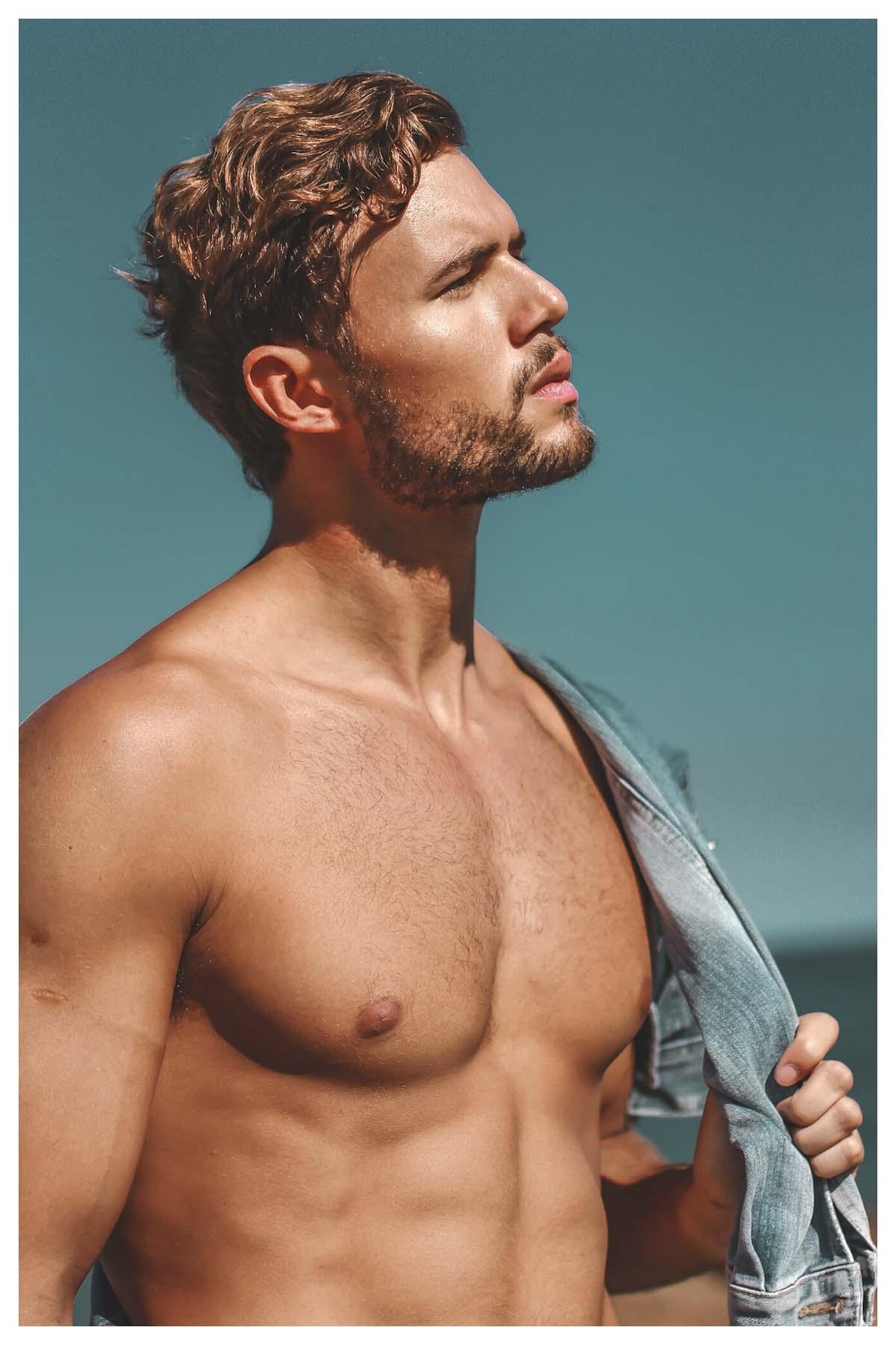Igor Macedo by Anderson Marques for Brazilian Male Model