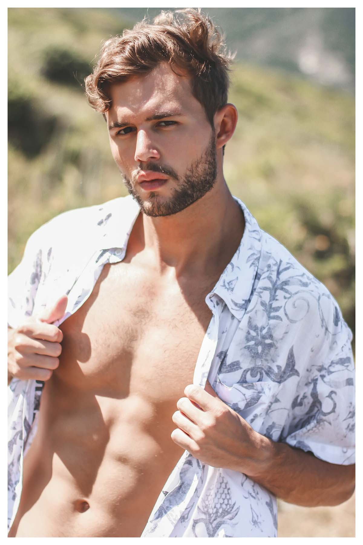 Igor Macedo by Anderson Marques for Brazilian Male Model