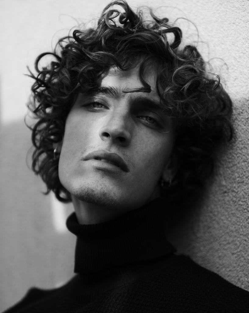 Jonathan Bellini by Hudson Rennan for Brazilian Male Model