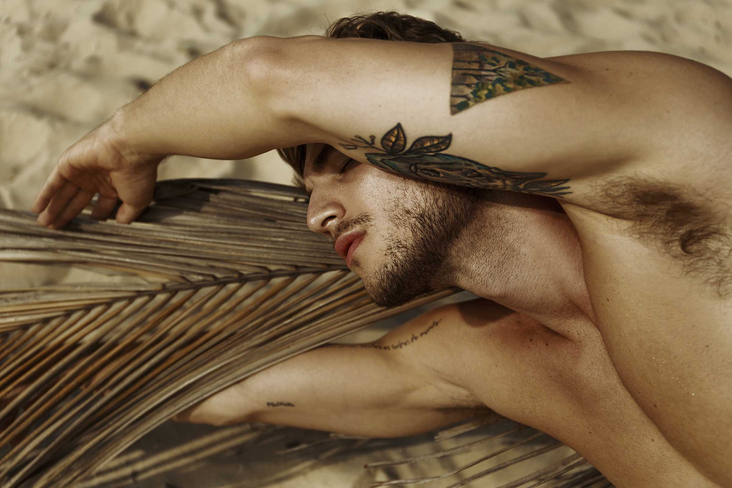 Alex Trevelin by Anthenor Neto for Brazilian Male Model