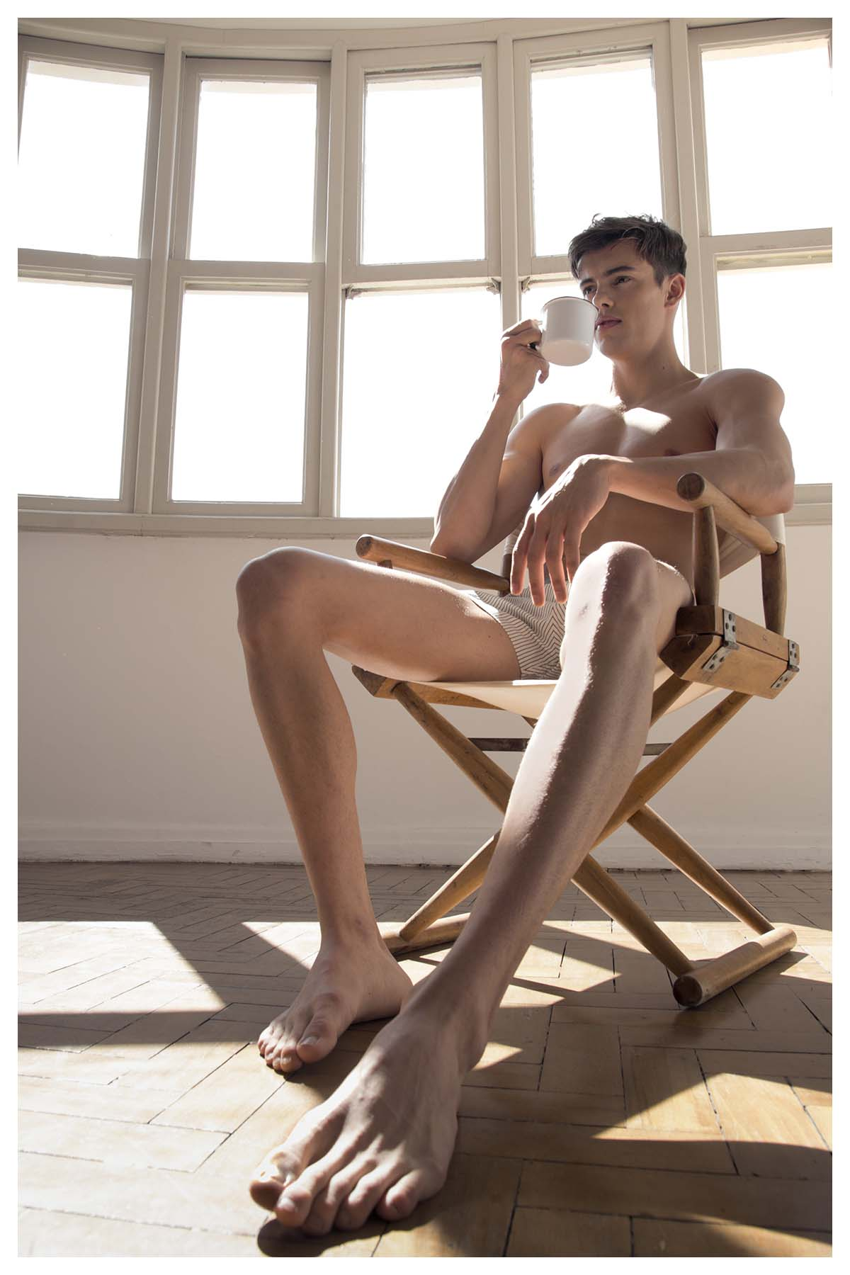 Augusto Moraes by Filipe Galgani for Brazilian Male Model