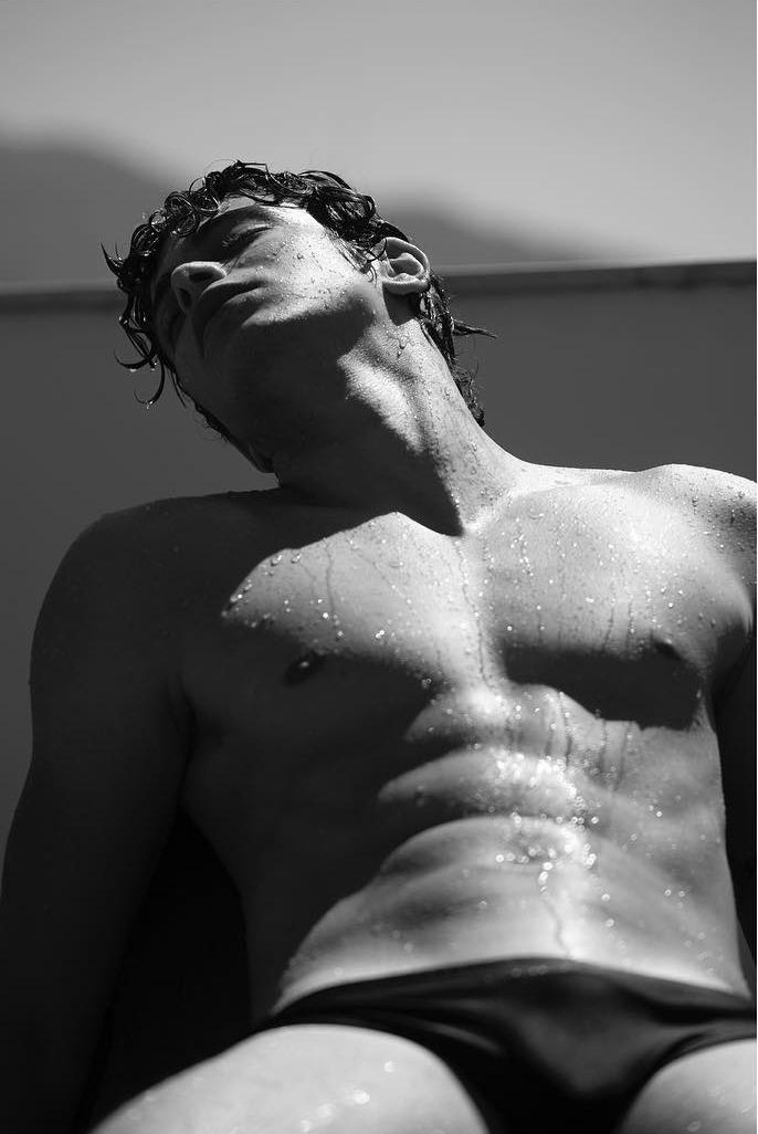 Brayan Lucas by Xavier Samré for Brazilian Male Model