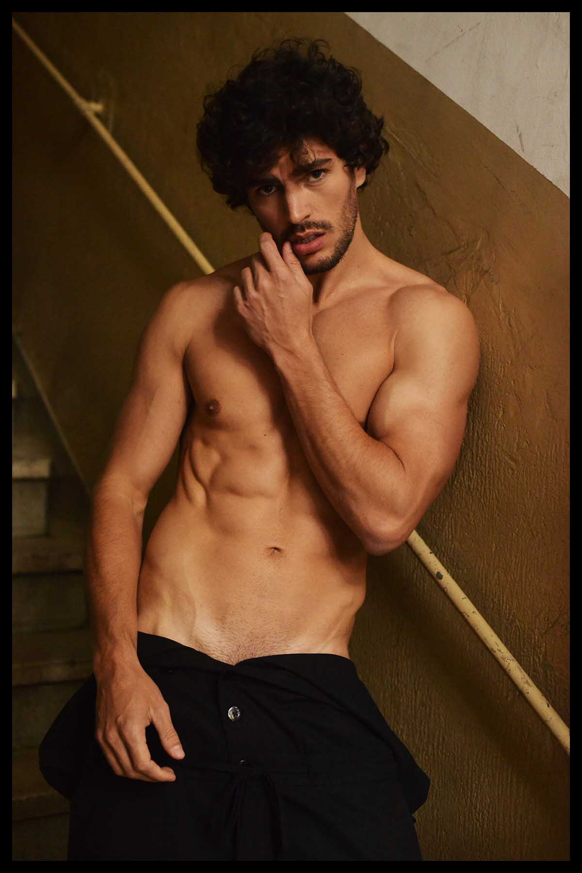 Dego Ferreira by Rodrigo Marconatto for Brazilian Male Model