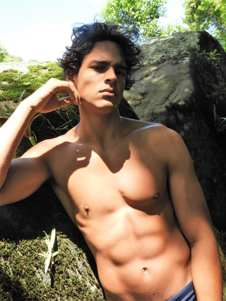 Gabriel Victhor by Sergio Mattos for Brazilian Male Model