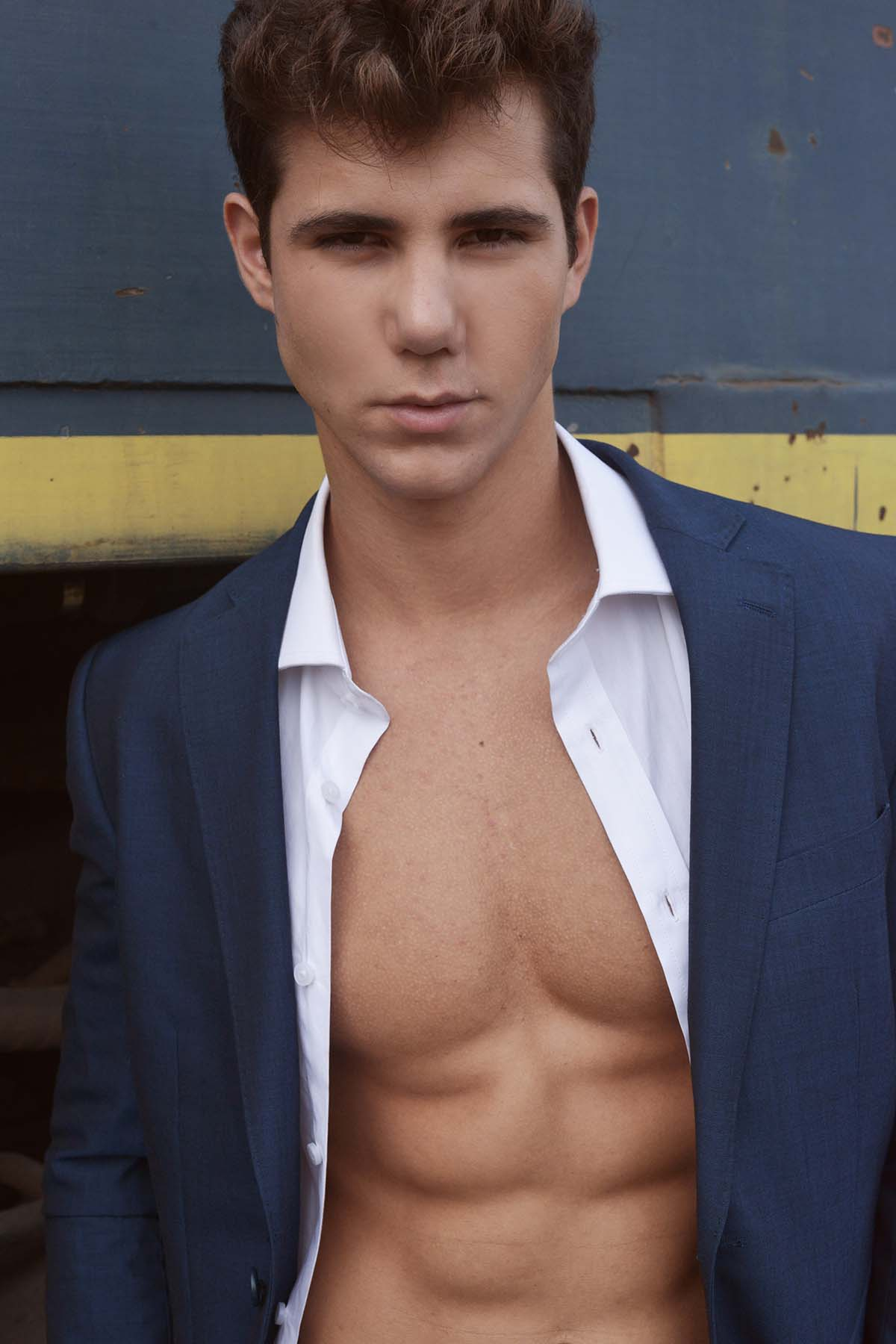 Guilherme Scopel by Rodrigo Marconatto for Brazilian Male Model