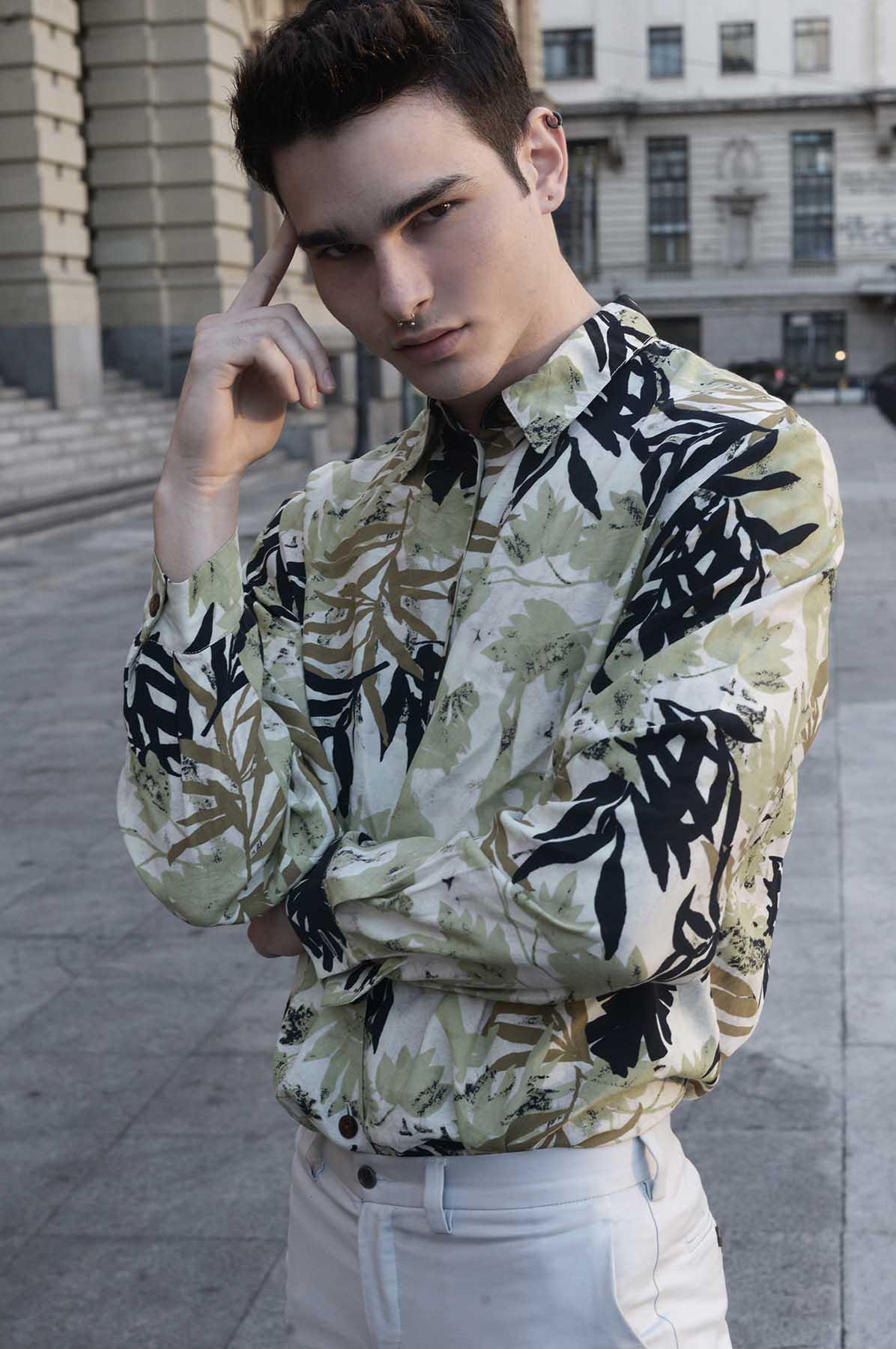 Lucas Feijó by Rodrigo Marconatto for Brazilian Male Model