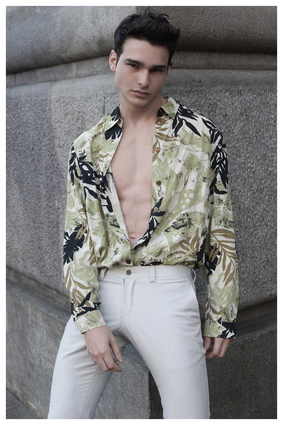Lucas Feijó by Rodrigo Marconatto for Brazilian Male Model