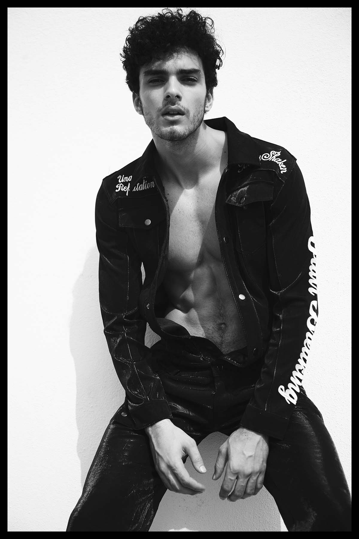 Lucas Rufino by Aimanness Harun for Brazilian Male Model