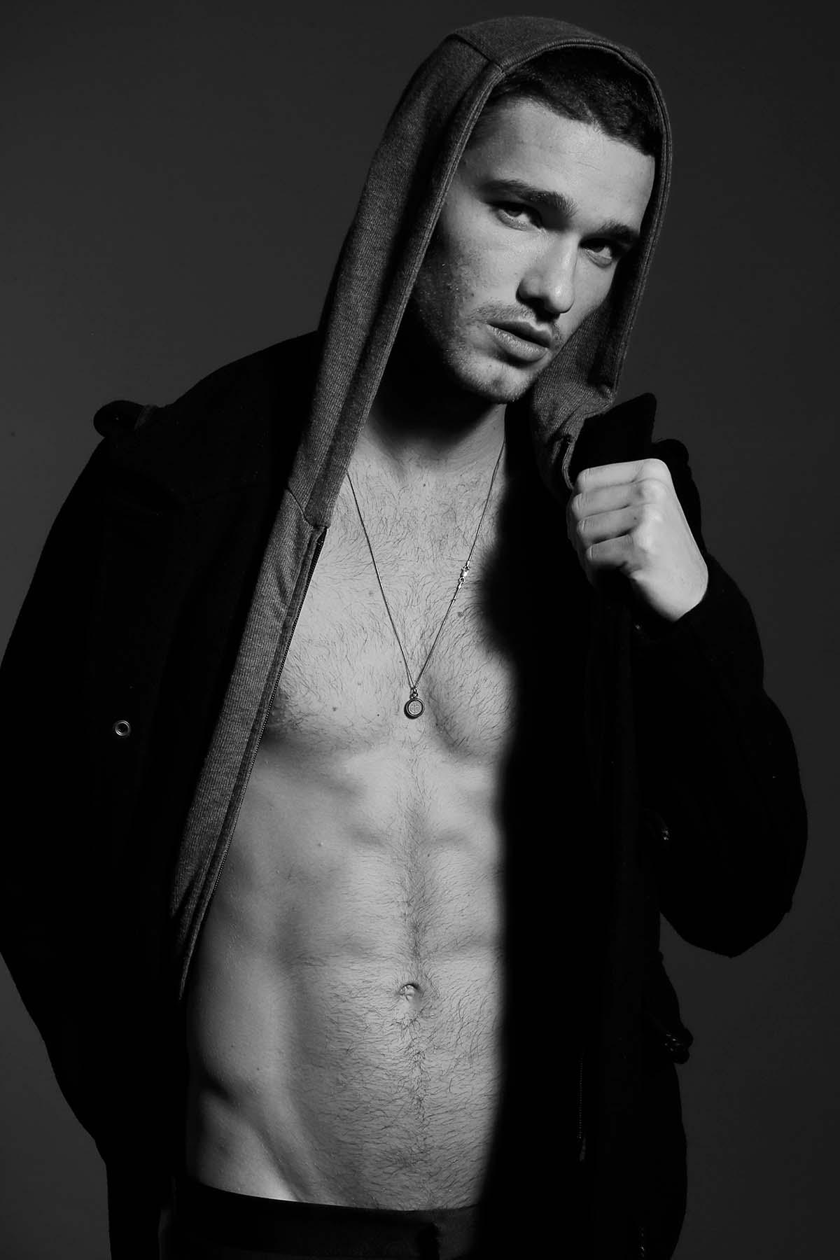 Luigi Ficarelli by Omer Faraj for Brazilian Male Model