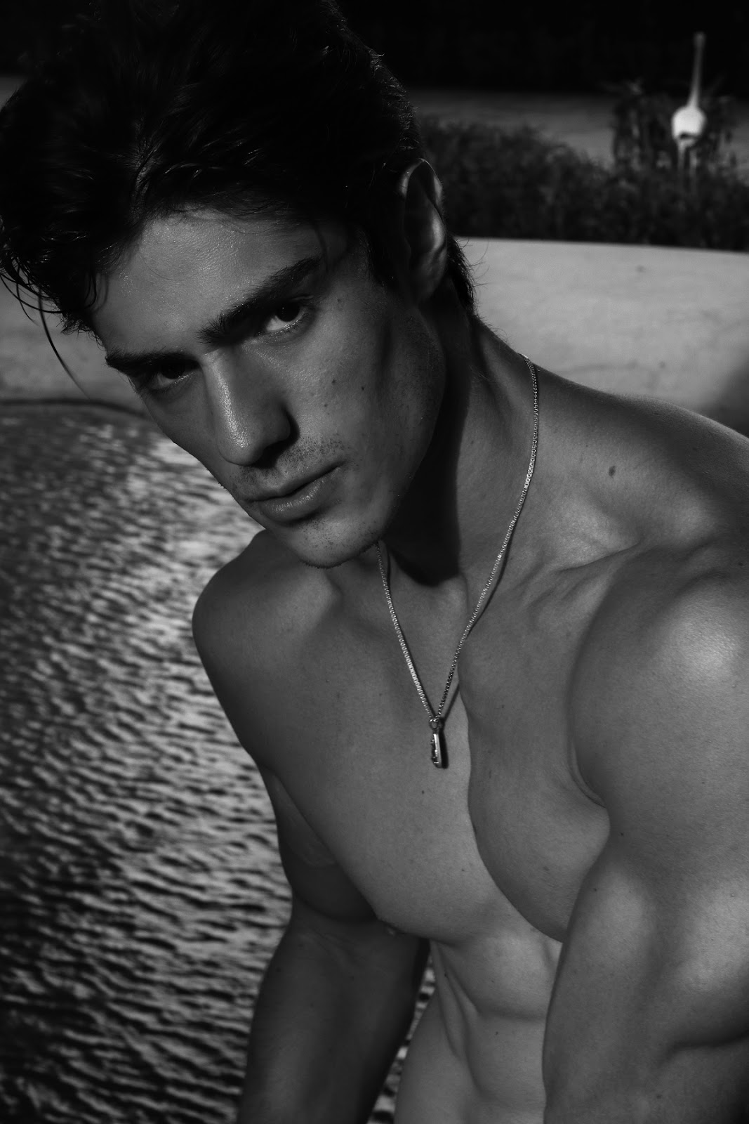 Luis Alberto Montero by Daniel Benjamin for Brazilian Male Model