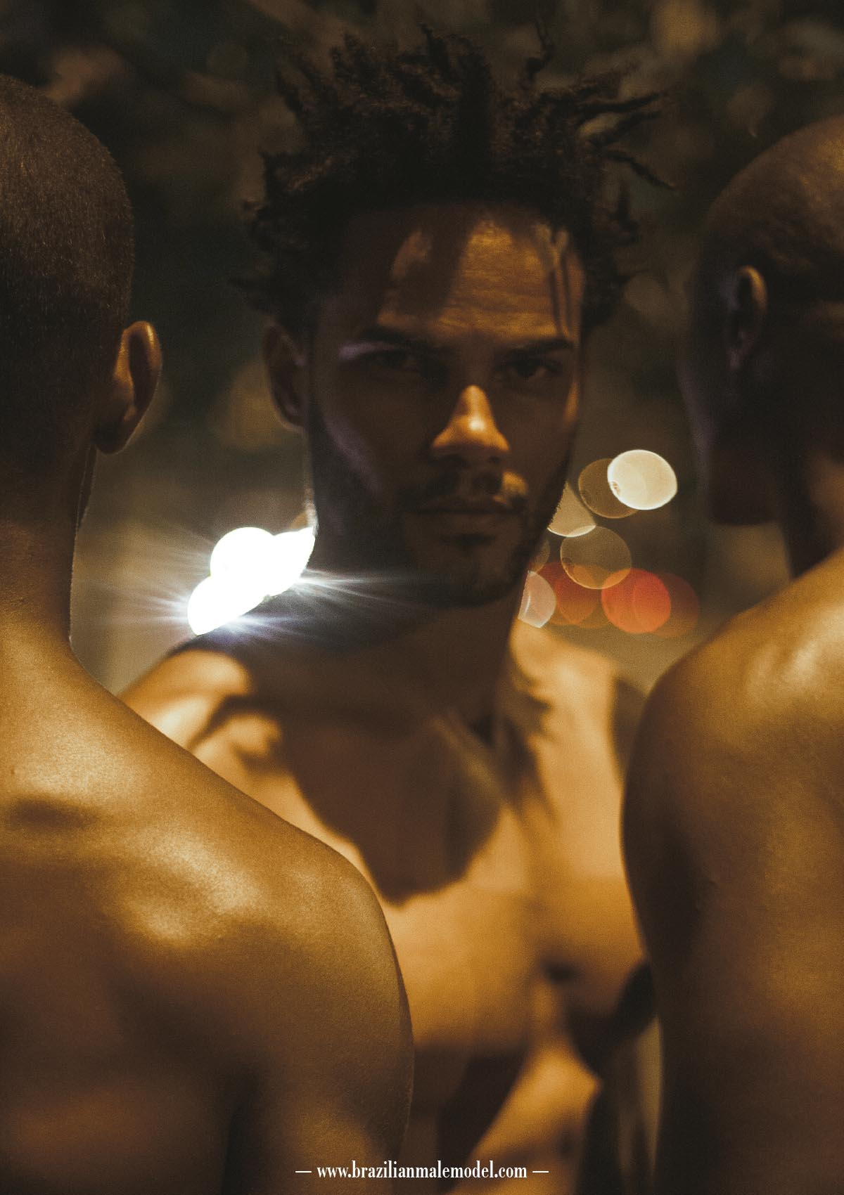Hugo Cortes by Emerson Muniz for Brazilian Male Model