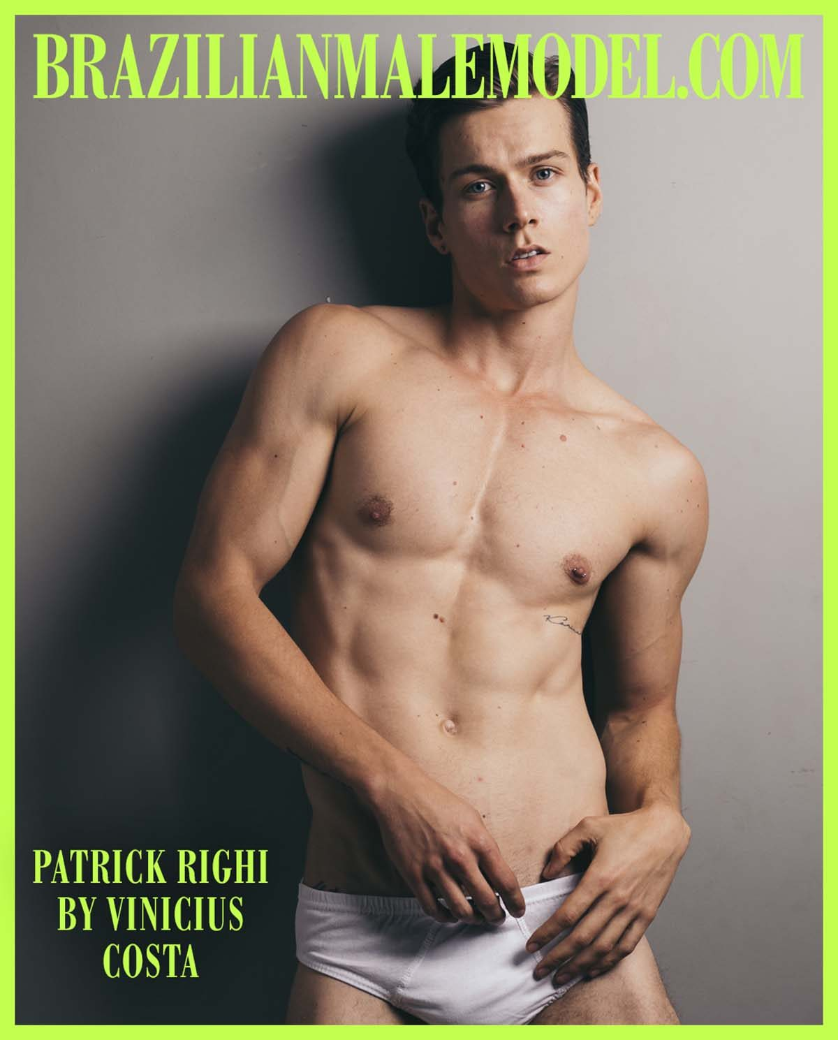 Patrick Righi by Vinicius Costa