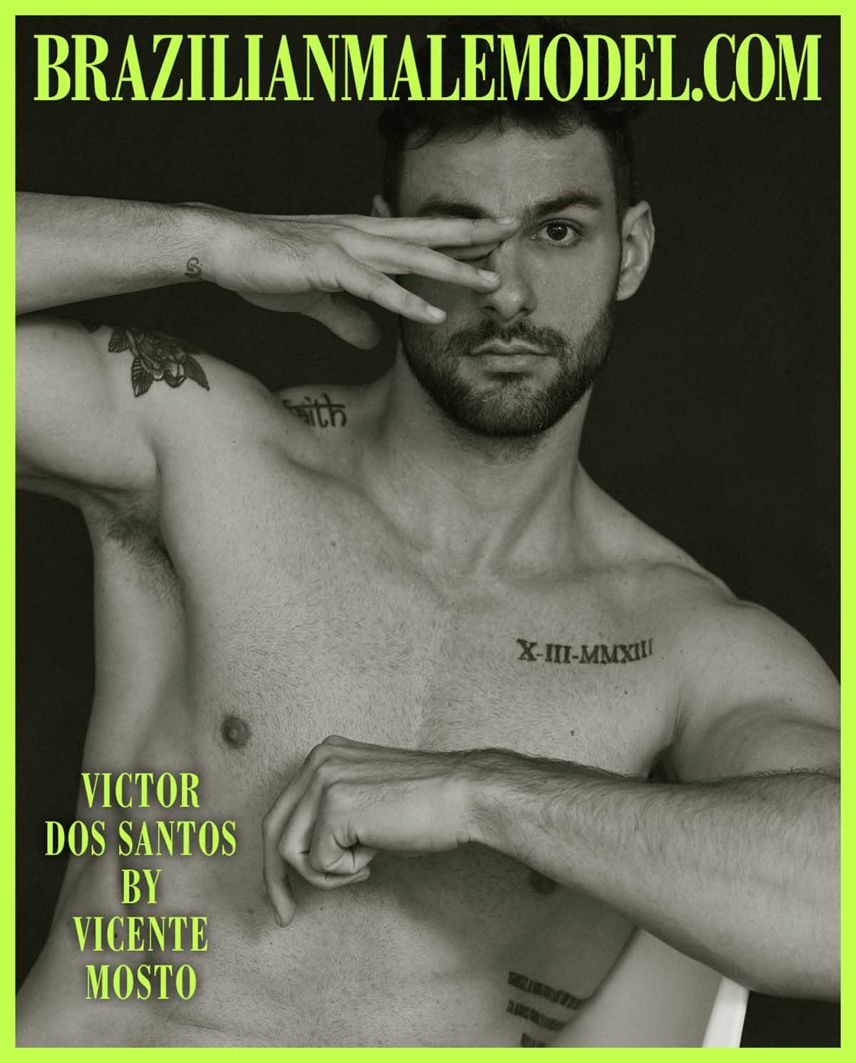 Victor Dos Santos by Vicente Mosto