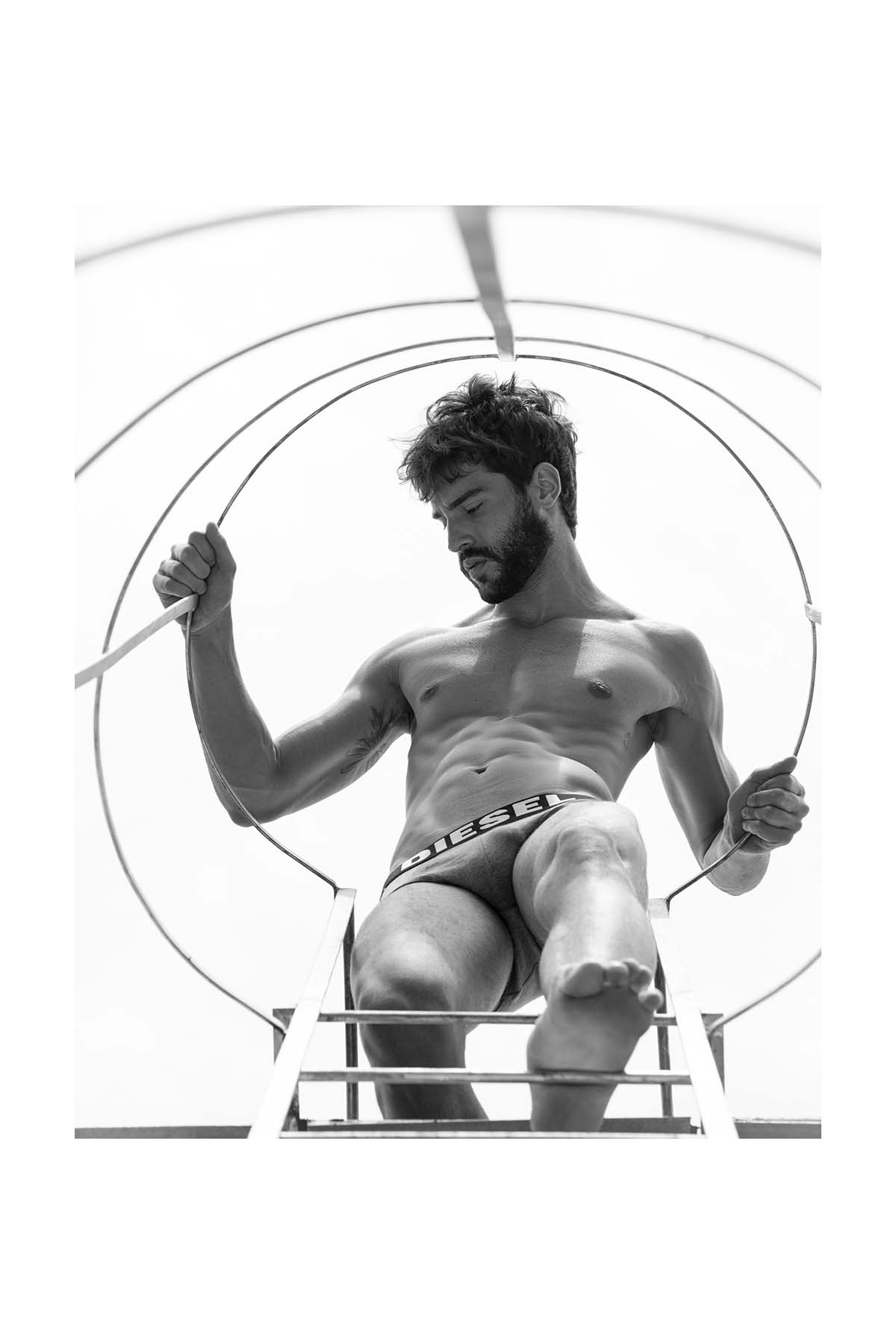 Américo Costa by Filipe Galgani for Brazilian Male Model