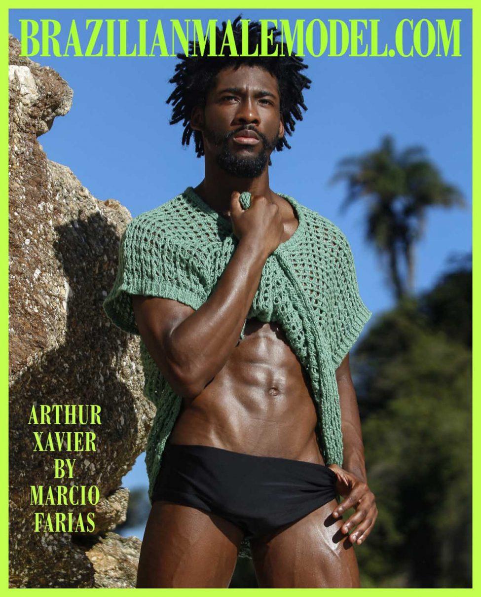 Lucas Moura Brazil 2016: Brazilian Male Model