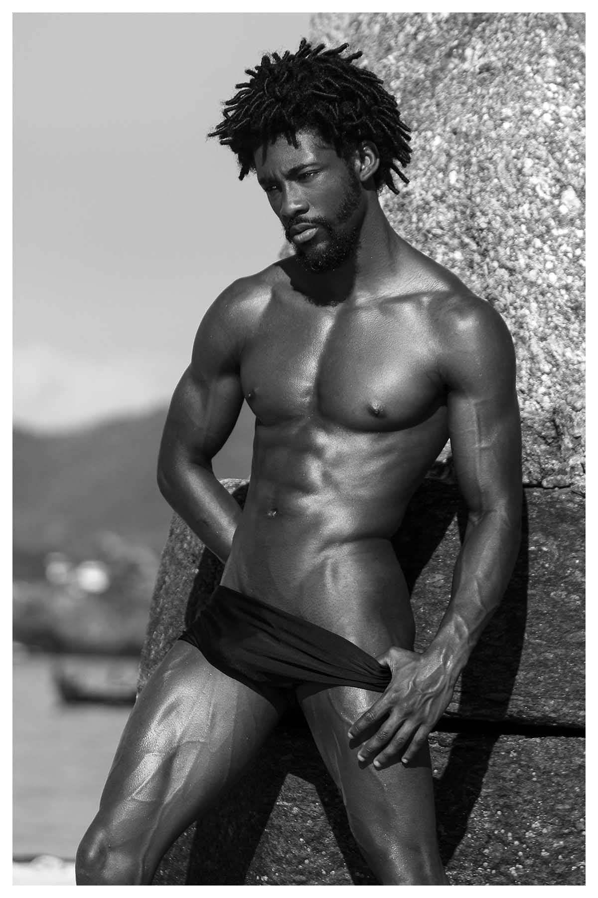 Arthur Xavier by Marcio Farias for Brazilian Male Model