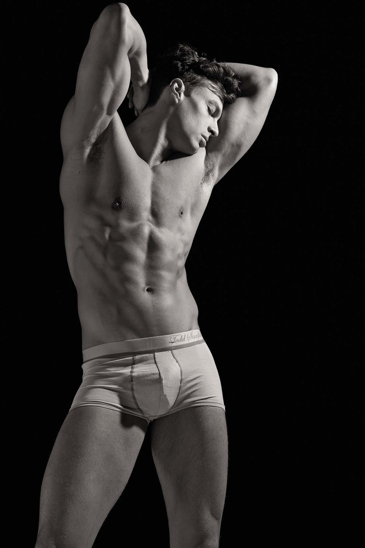 Felipe Anibal by Stefan Mreczko for Brazilian Male Model