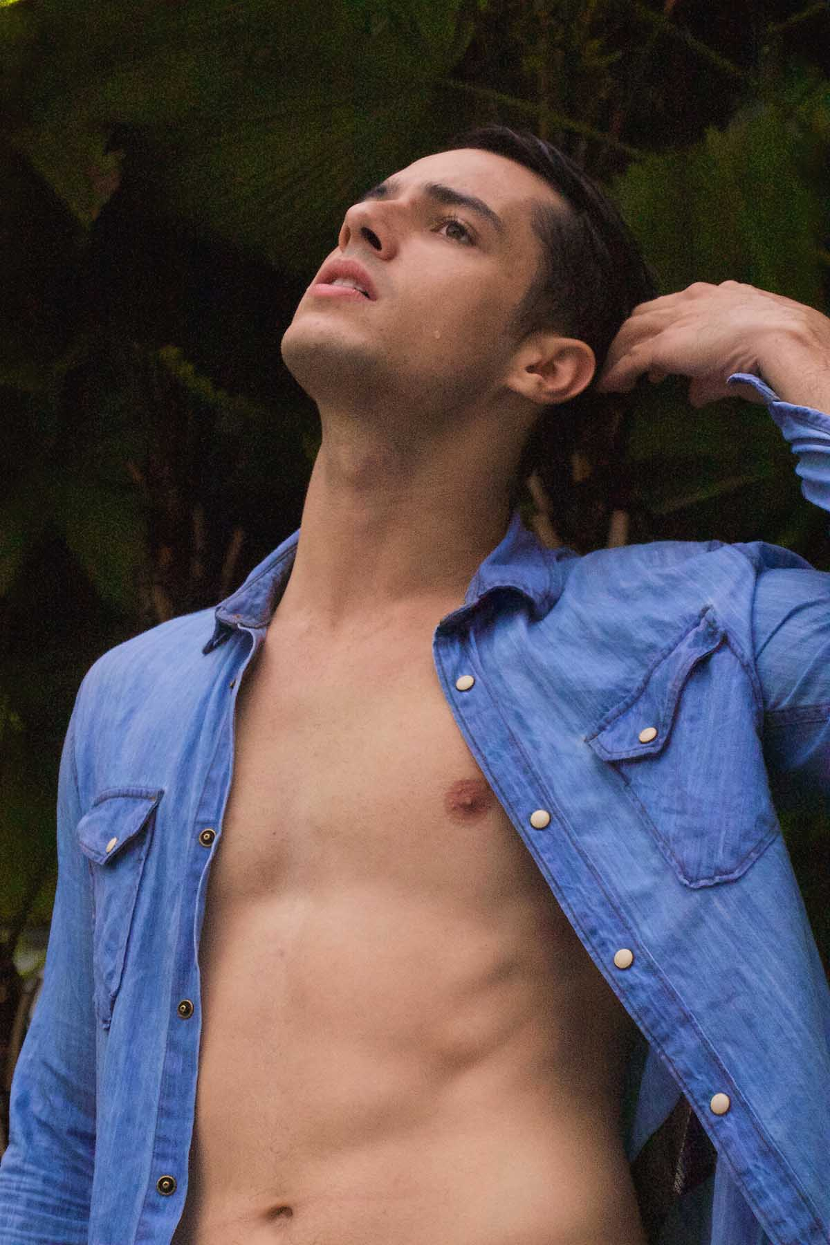 Jorge Rodrigues by Wolf Zuno for Brazilian Male Model