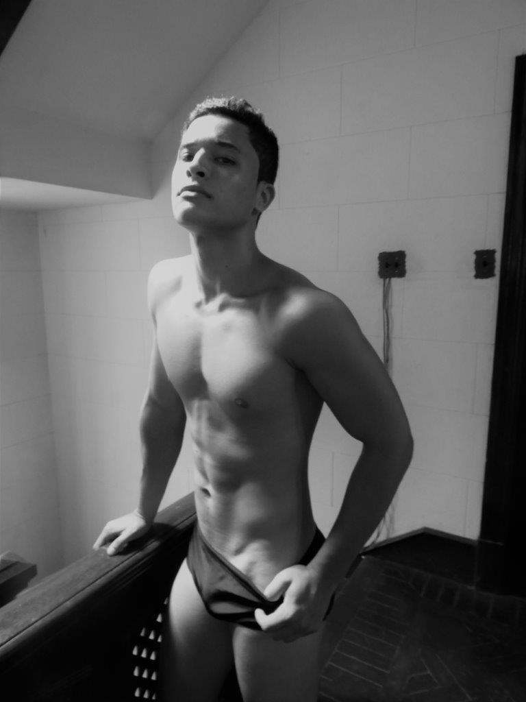 Lucas Martins by Sergio Mattos for Brazilian Male Model