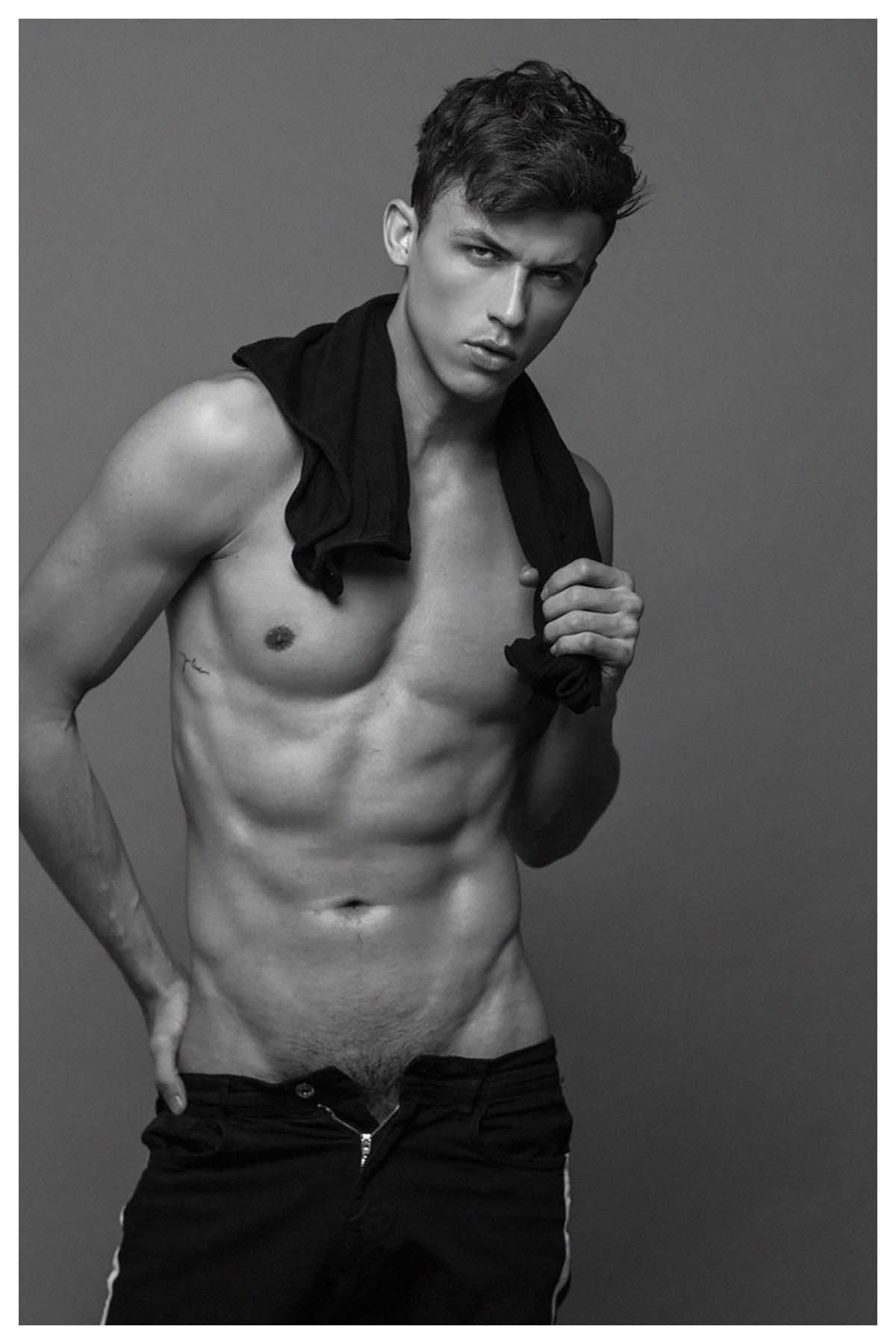 Lucas Rangel by Sandy Lang for Brazilian Male Model