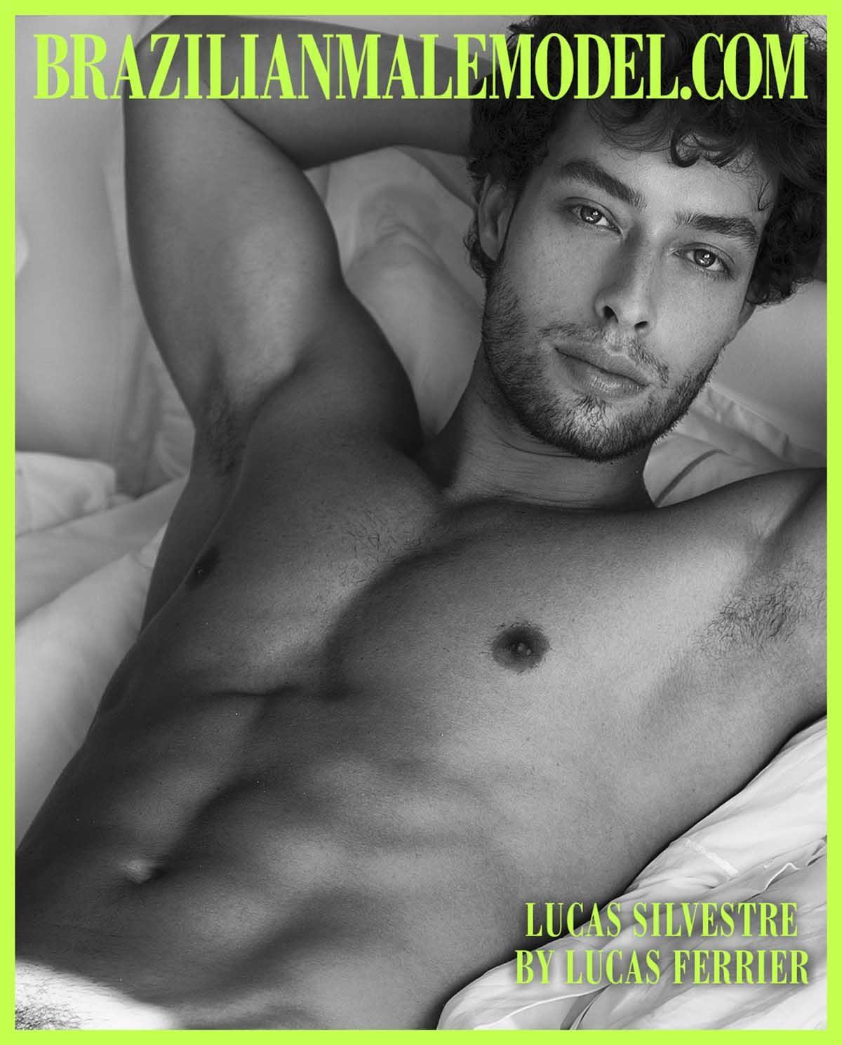 Lucas Silvestre by Lucas Ferrier