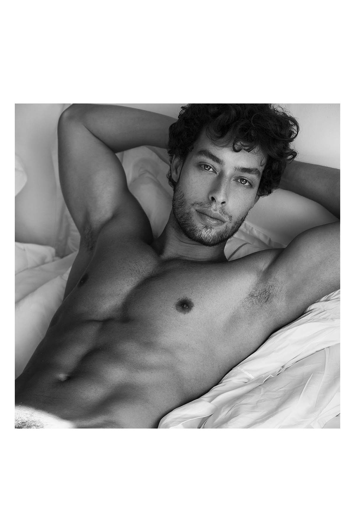 Lucas Silvestre by Lucas Ferrier for Brazilian Male Model