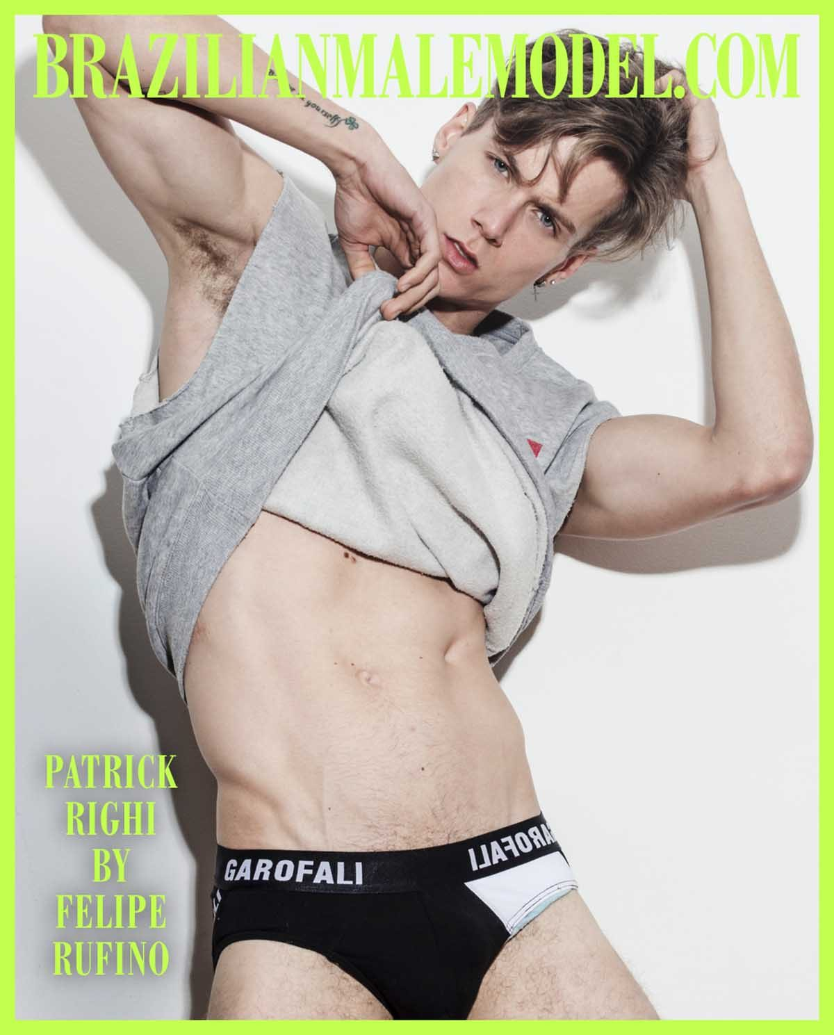 Patrick Righi by Felipe Rufino