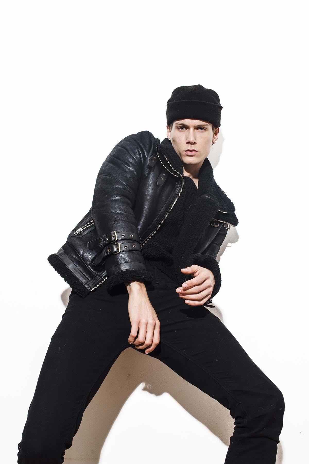 Patrick Righi by Felipe Rufino for Brazilian Male Model