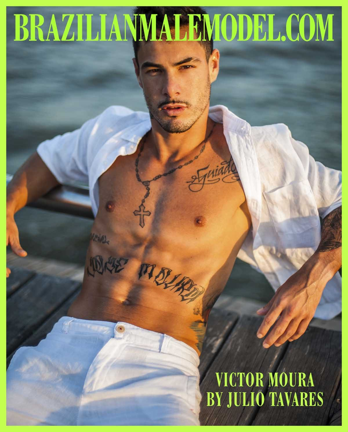 Victor Moura by Julio Tavares