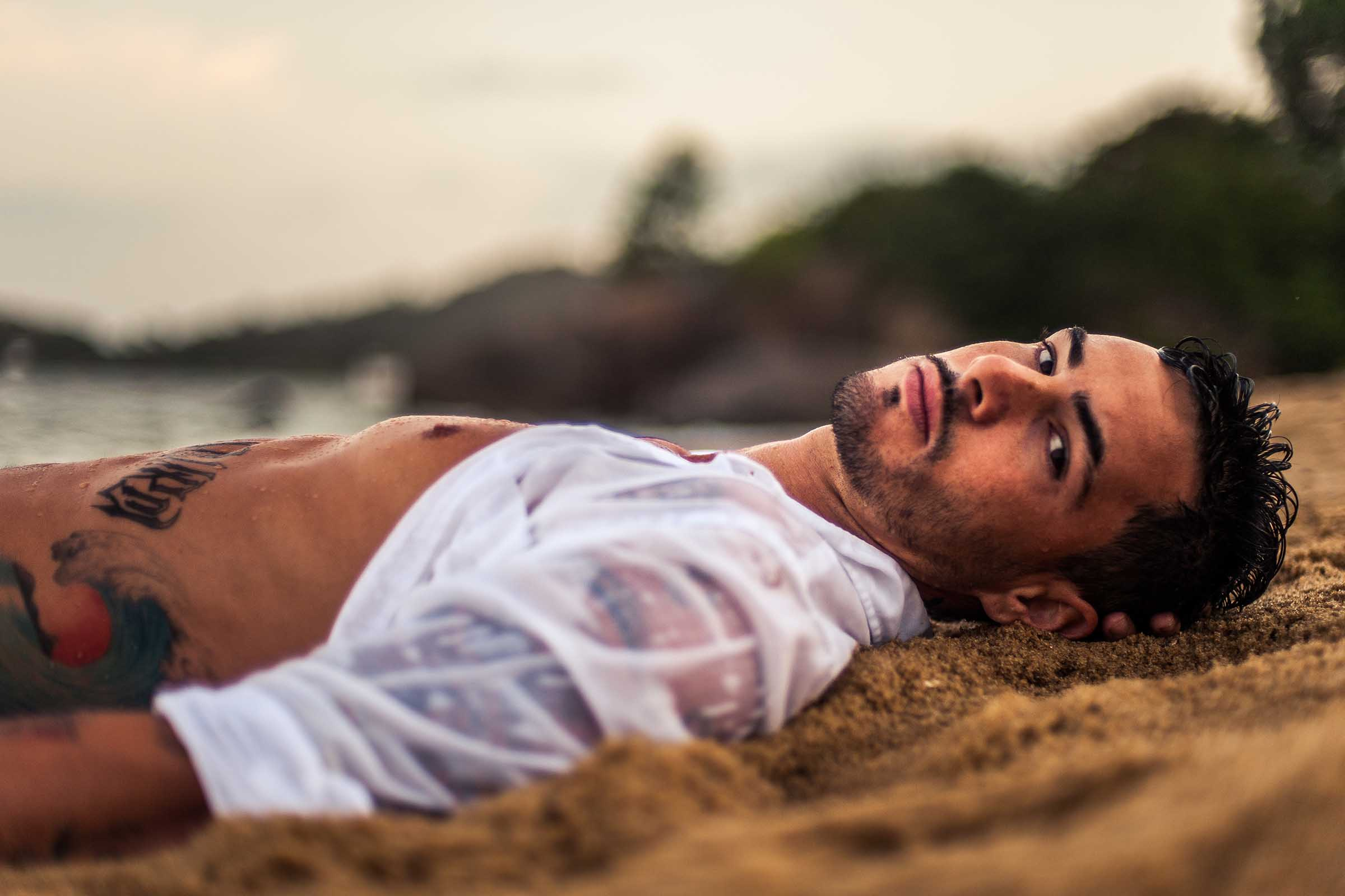 Victor Moura by Julio Tavares for Brazilian Male Model