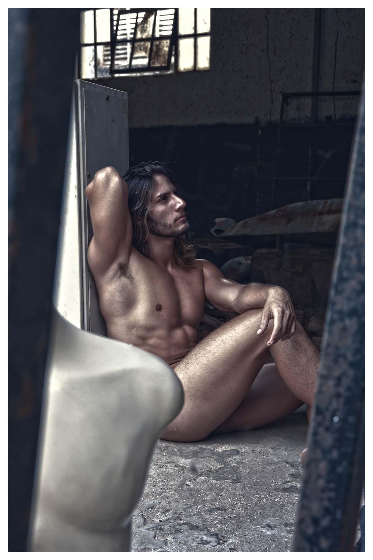Zeca Jb by Edezio Roque for Brazilian Male Model