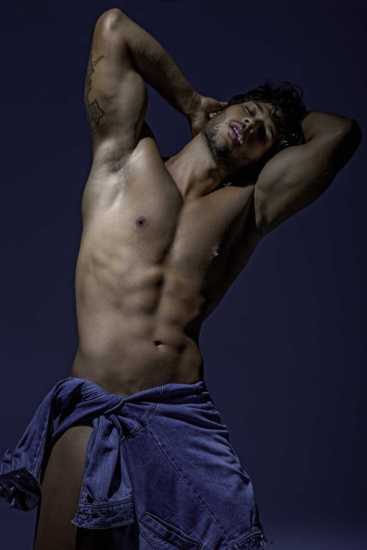 Bruno Rocha by Ronaldo Gutierrez for Brazilian Male Model