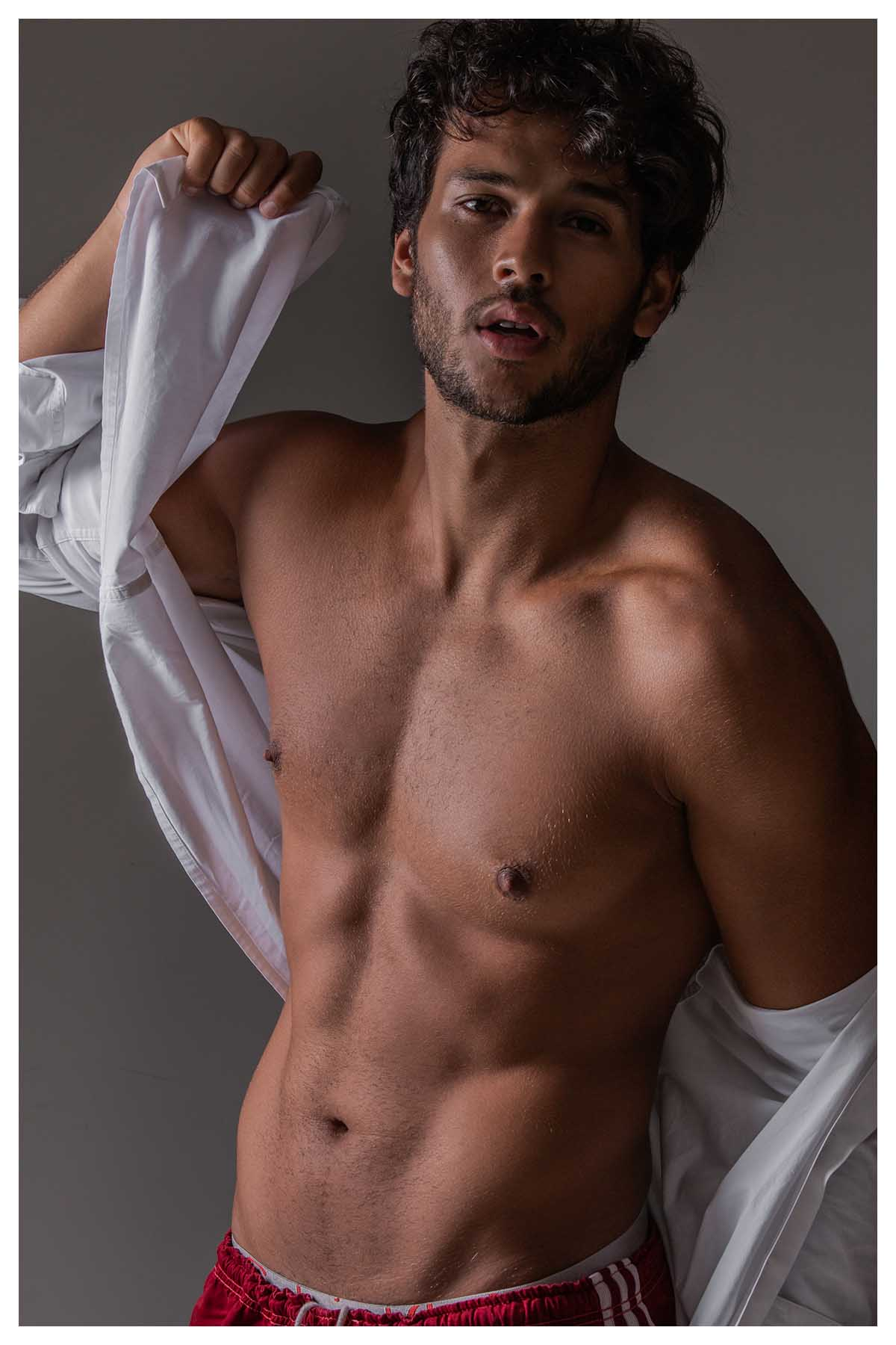 Bruno Rocha by Sandra Ferreira for Brazilian Male Model