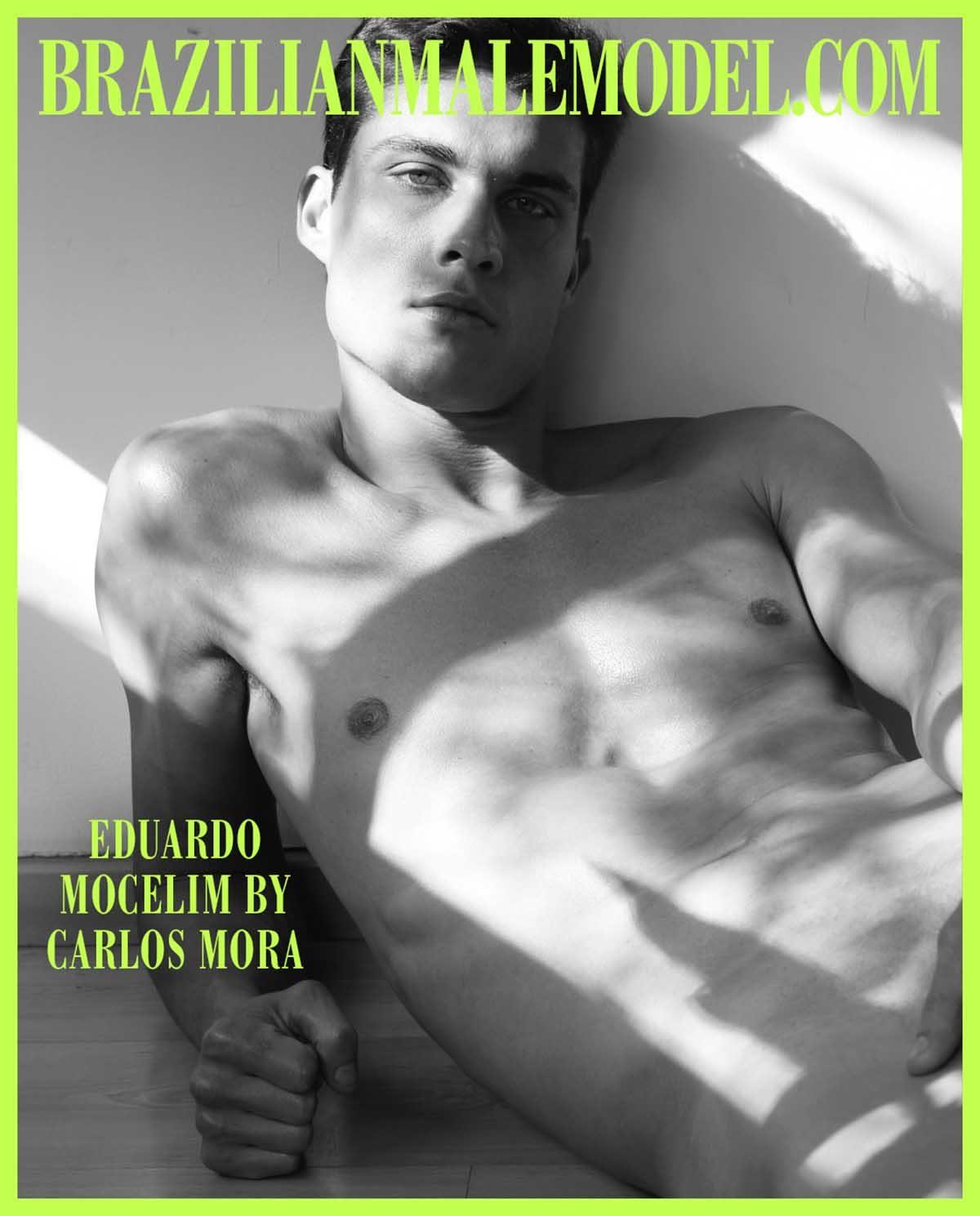 Eduardo Mocelim by Carlos Mora