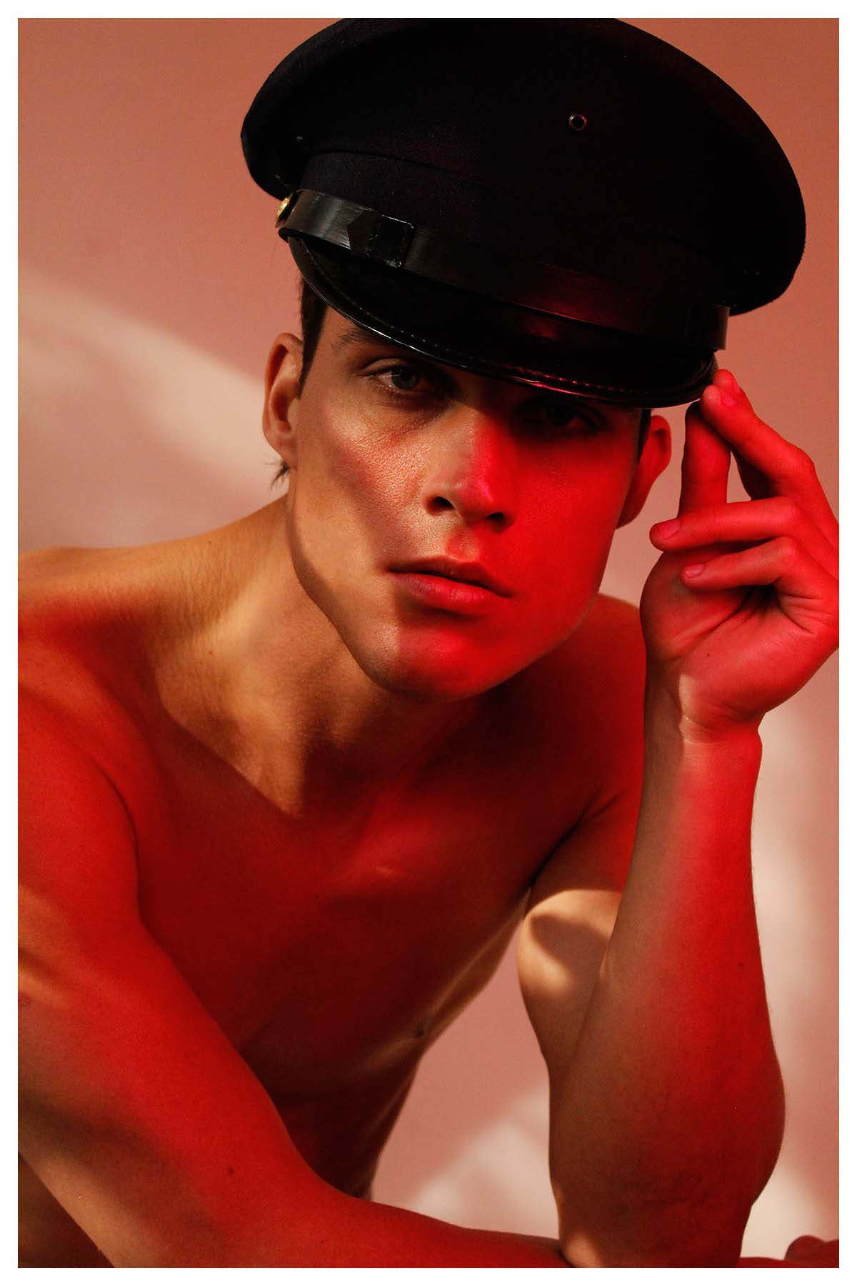 Eduardo Mocelim by Carlos Mora for Brazilian Male Model