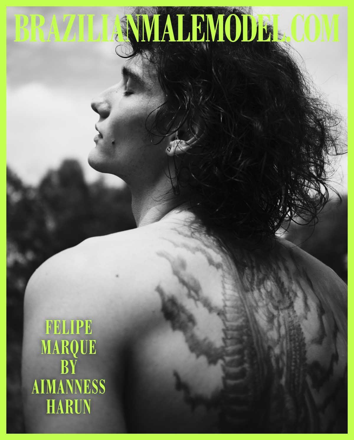 Felipe Marque by Aimanness Harun