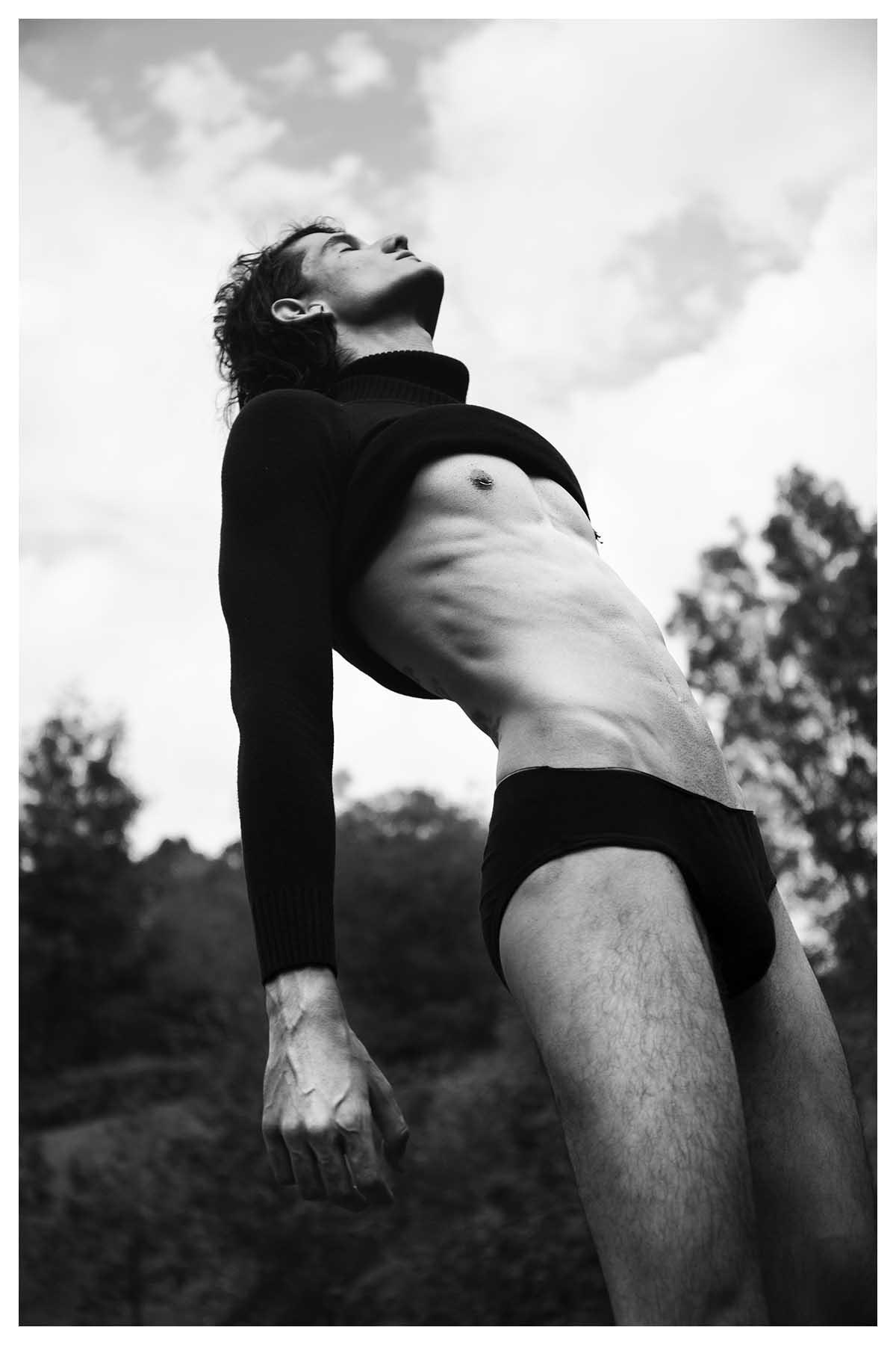 Felipe Marque by Aimanness Harun for Brazilian Male Model