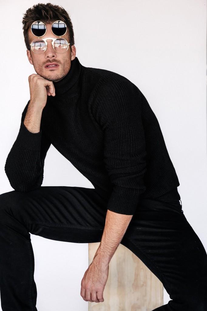 Gilberto Fritsch by Owen Devalk for Brazilian Male Model