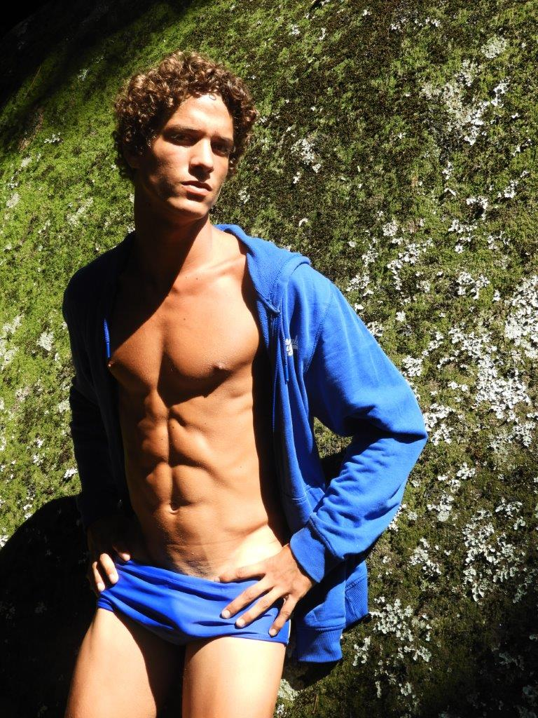 João Pedro Aires by Sergio Mattos for Brazilian Male Model
