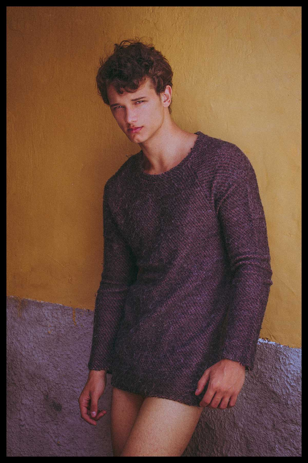 Kevin Littig by Felipe Quintini for Brazilian Male Model