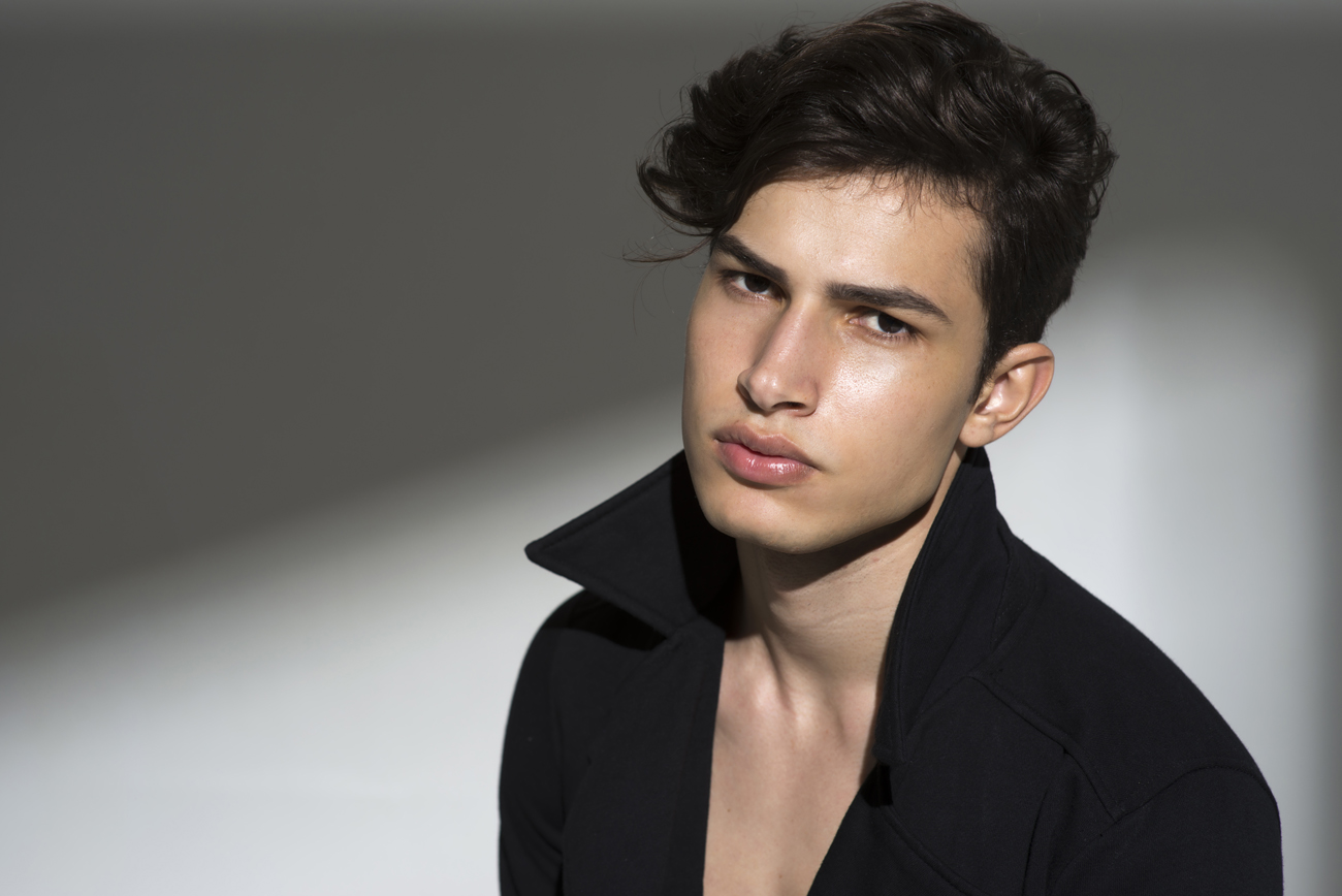 Lucas Queiroz by Juliana Soo for Brazilian Male Model