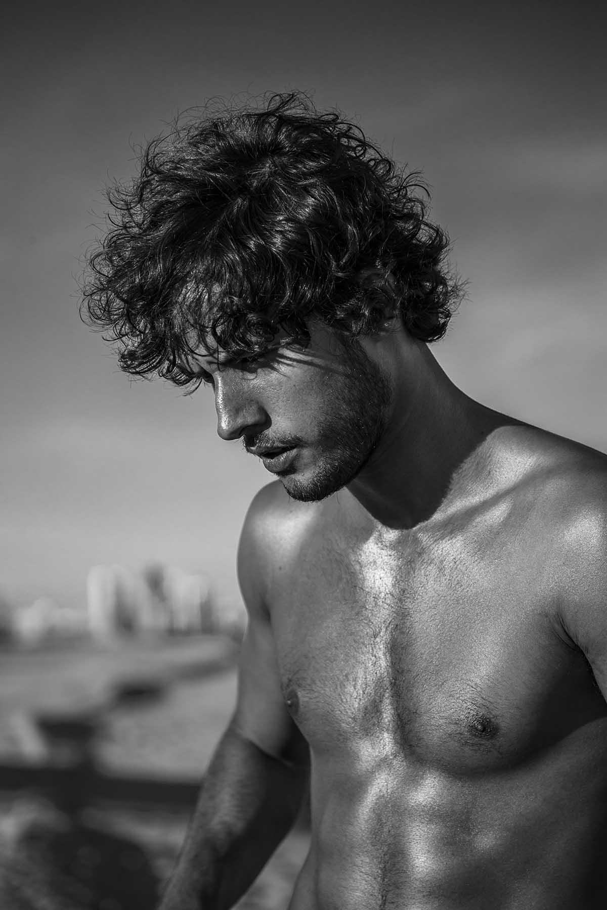 Rodrigo Lopes by Luiz Moreira for Brazilian Male Model