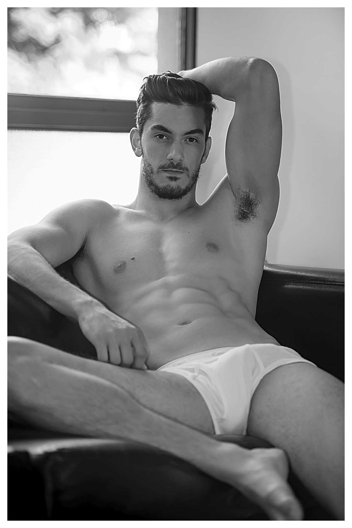 Vinicius Angelini by Carlos Andrés Montoya for Brazilian Male Model