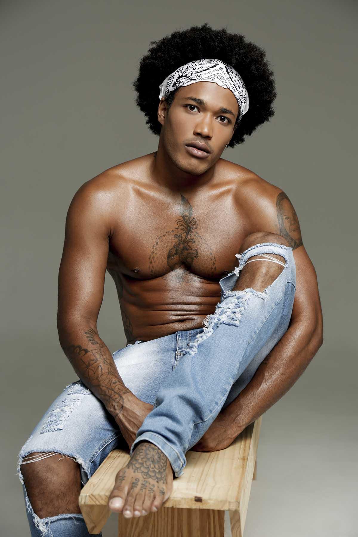 Vinicius Soares by Fabio Pamplona for Brazilian Male Model