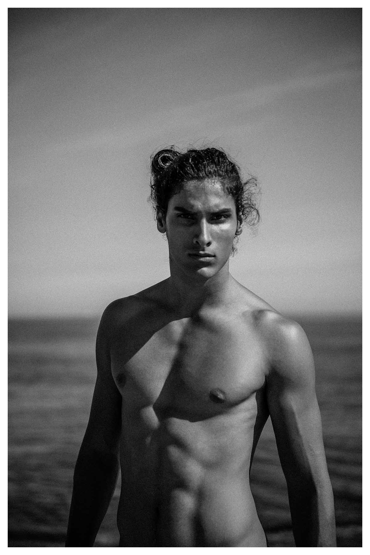 Caio Roque by Zakee Kuduro for Brazilian Male Model