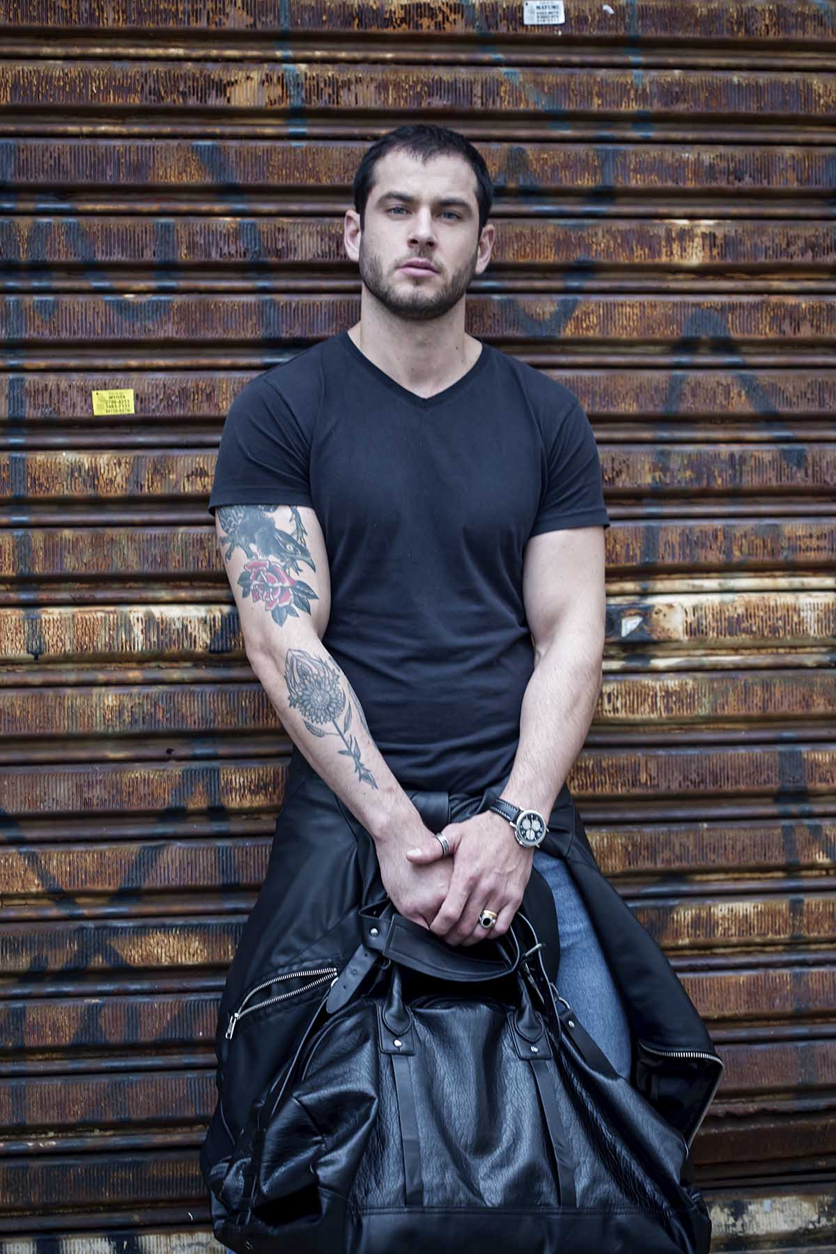 Davi Abedeno by Ronaldo Gutierrez for Brazilian Male Model