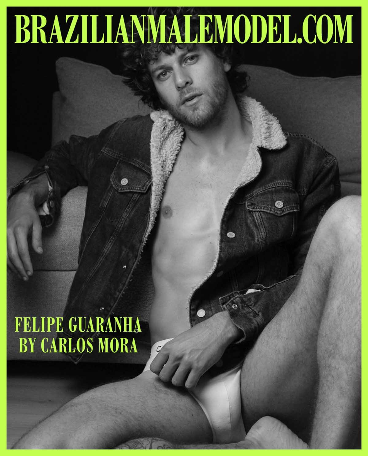 Felipe Guaranha by Carlos Mora