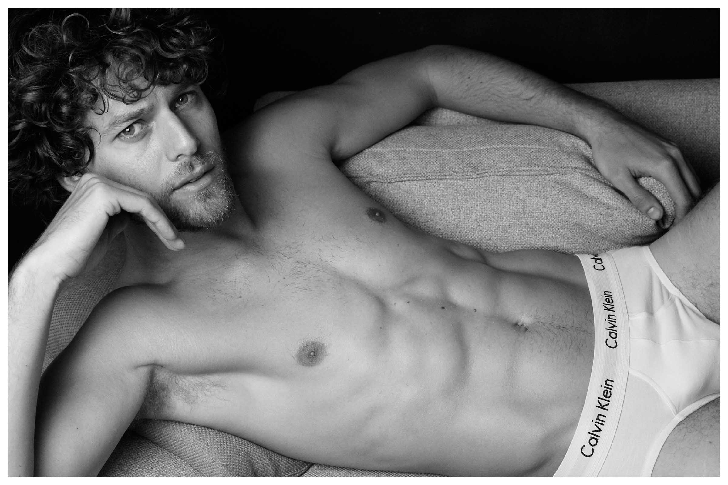 Felipe Guaranha by Carlos Mora for Brazilian Male Model