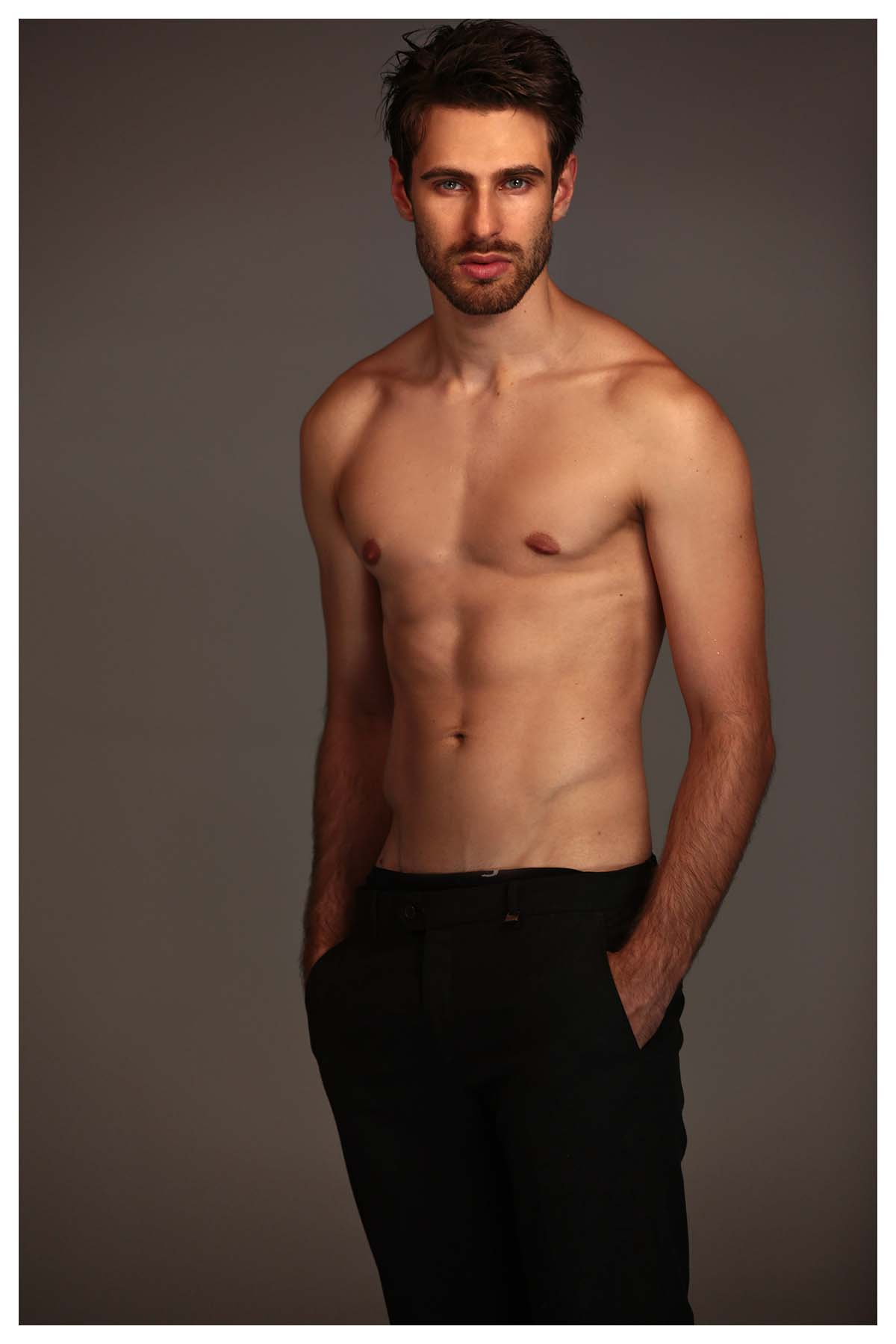 Felipe Pomper by Pupin & Deleu for Brazilian Male Model