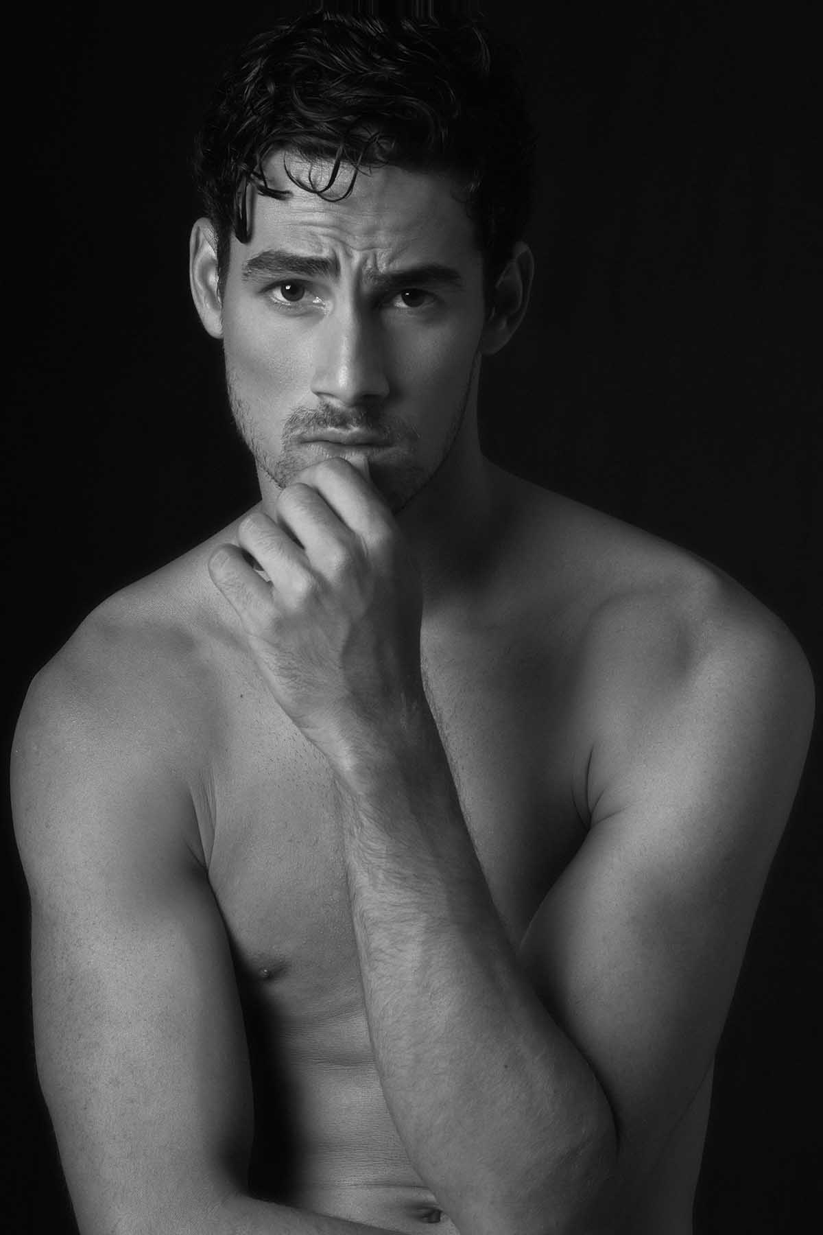 Frederico Di Melo by Leandro Ramos for Brazilian Male Model